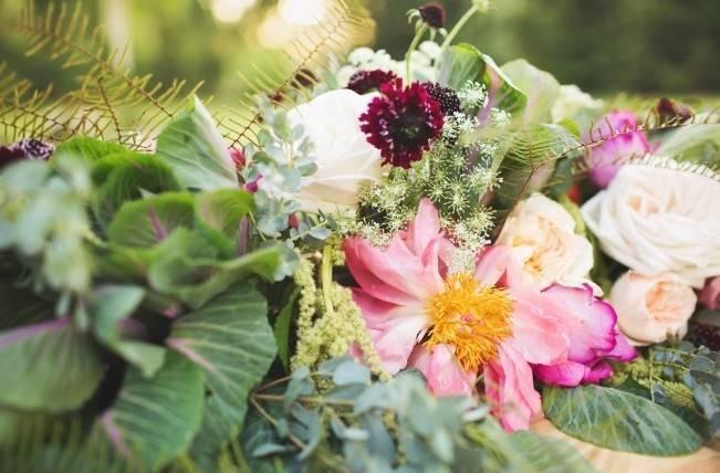 Sweet, Carolina Summer Wedding Style {Bailey Smith Photography} 11