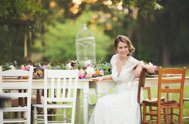 Sweet, Carolina Summer Wedding Style {Bailey Smith Photography} 12