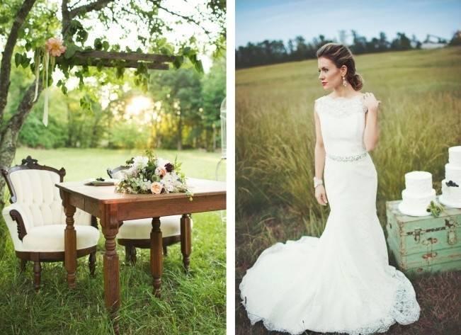 Sweet, Carolina Summer Wedding Style {Bailey Smith Photography} 13