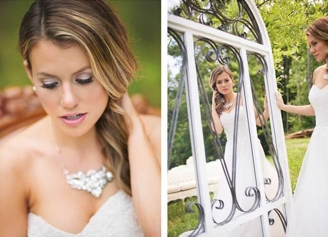 Sweet, Carolina Summer Wedding Style {Bailey Smith Photography} 3
