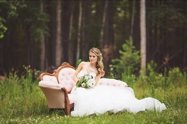 Sweet, Carolina Summer Wedding Style {Bailey Smith Photography} 4