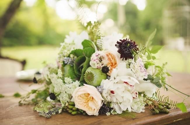 Sweet, Carolina Summer Wedding Style {Bailey Smith Photography} 5