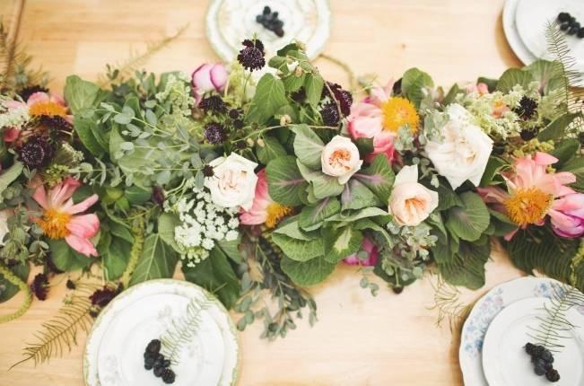 Sweet, Carolina Summer Wedding Style {Bailey Smith Photography} 6