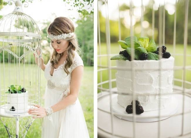 Sweet, Carolina Summer Wedding Style {Bailey Smith Photography} 7