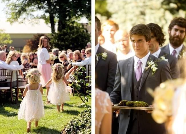 Utah Backyard Garden Wedding {Pepper Nix Photography} 11