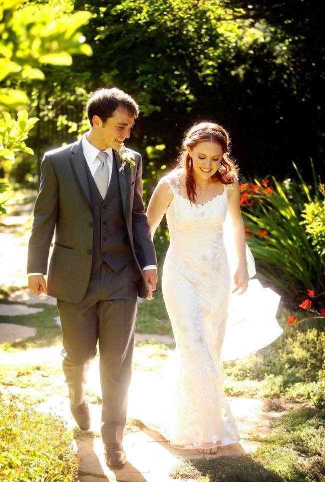 Utah Backyard Garden Wedding {Pepper Nix Photography} 14
