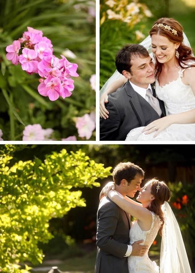 Utah Backyard Garden Wedding {Pepper Nix Photography} 15