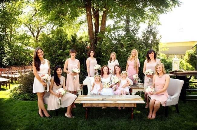 Utah Backyard Garden Wedding {Pepper Nix Photography} 4