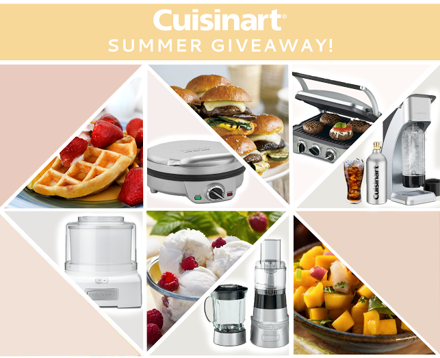 BridalPulse & Cuisinart Summer Giveaway!