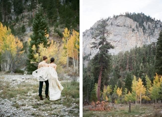 A Woodland Romance – Autumn Fairy Bride {Gaby J Photography} 15