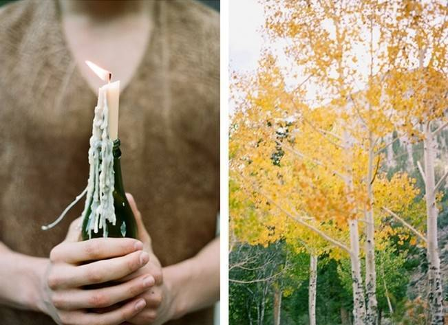 A Woodland Romance – Autumn Fairy Bride {Gaby J Photography} 8