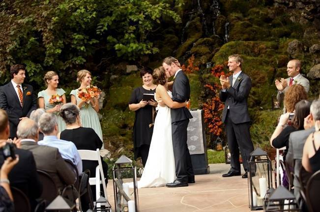 Autumn Log Haven Wedding {Pepper Nix Photography} 11