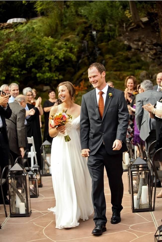 Autumn Log Haven Wedding {Pepper Nix Photography} 12