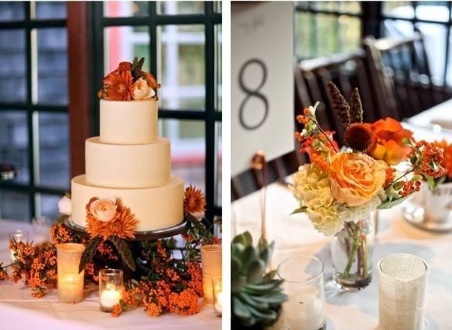 Autumn Log Haven Wedding {Pepper Nix Photography} 17