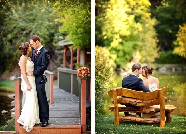 Autumn Log Haven Wedding {Pepper Nix Photography} 4