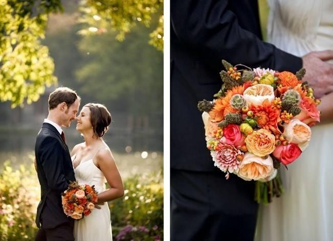 Autumn Log Haven Wedding {Pepper Nix Photography} 6