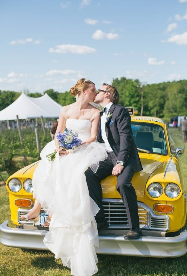 Blue Oak Summit Vineyard Wedding {Martina Micko Photography} 10