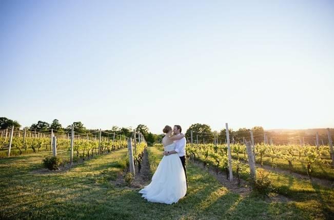Blue Oak Summit Vineyard Wedding {Martina Micko Photography} 14