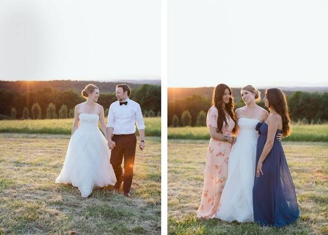 Blue Oak Summit Vineyard Wedding {Martina Micko Photography} 15