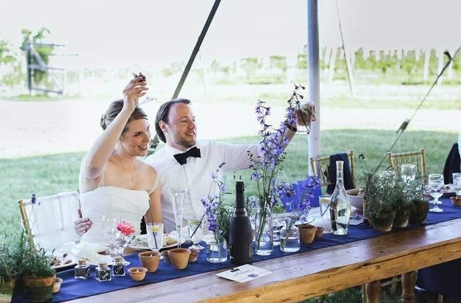 Blue Oak Summit Vineyard Wedding {Martina Micko Photography} 24