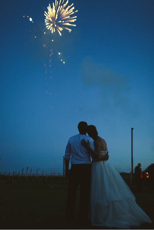 Blue Oak Summit Vineyard Wedding {Martina Micko Photography} 29