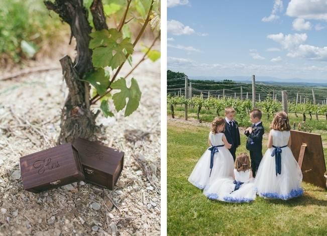 Blue Oak Summit Vineyard Wedding {Martina Micko Photography} 4