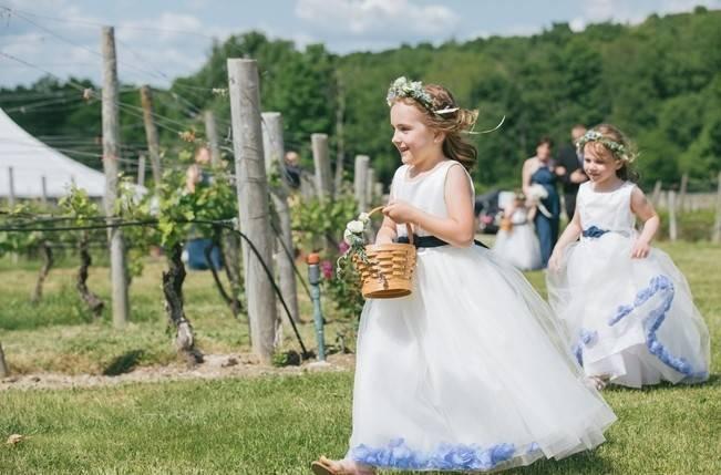 Blue Oak Summit Vineyard Wedding {Martina Micko Photography} 6