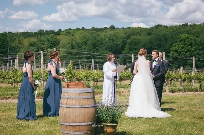 Blue Oak Summit Vineyard Wedding {Martina Micko Photography} 8