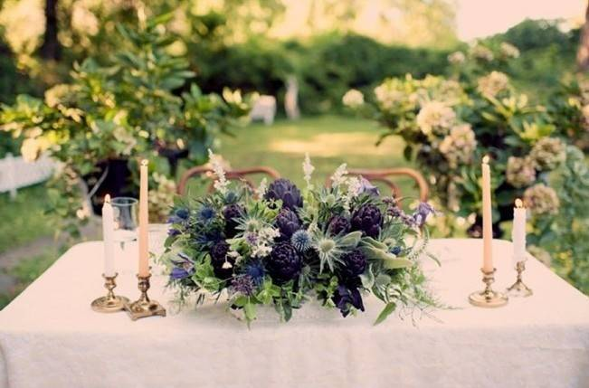 Ethereal Secret Garden Bridal Shoot {Joyeuse Photography} 13