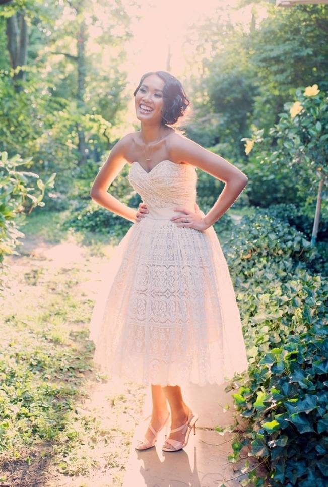 Ethereal Secret Garden Bridal Shoot {Joyeuse Photography} 19