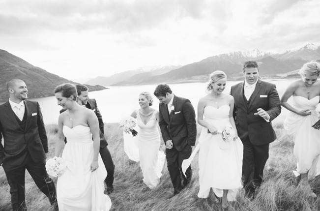 New Zealand Mountain Wedding at Jacks Point {Alpine Image Co.} 14