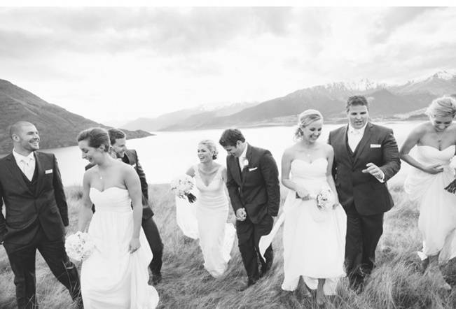 New Zealand Mountain Wedding at Jacks Point {Alpine Image Co.} 14