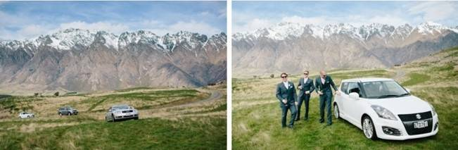 New Zealand Mountain Wedding at Jacks Point {Alpine Image Co.} 15