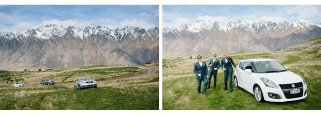 New Zealand Mountain Wedding at Jacks Point {Alpine Image Co.} 15