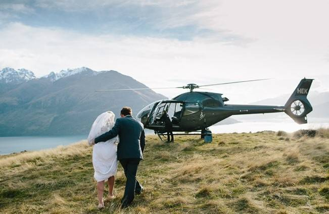 New Zealand Mountain Wedding at Jacks Point {Alpine Image Co.} 17