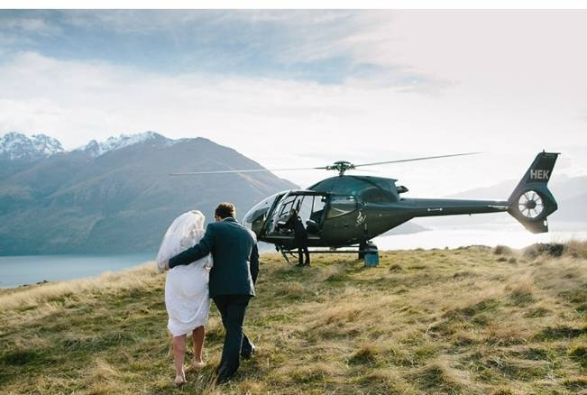 New Zealand Mountain Wedding at Jacks Point {Alpine Image Co.} 17