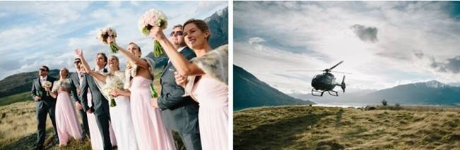 New Zealand Mountain Wedding at Jacks Point {Alpine Image Co.} 18