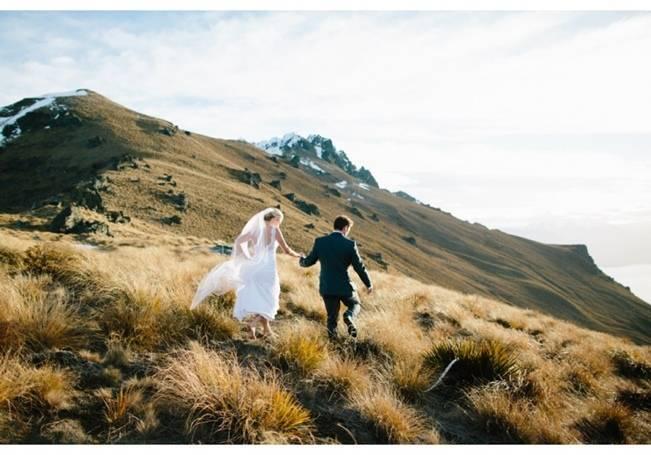 New Zealand Mountain Wedding at Jacks Point {Alpine Image Co.} 20