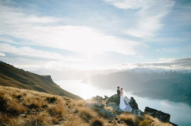 New Zealand Mountain Wedding at Jacks Point {Alpine Image Co.} 21