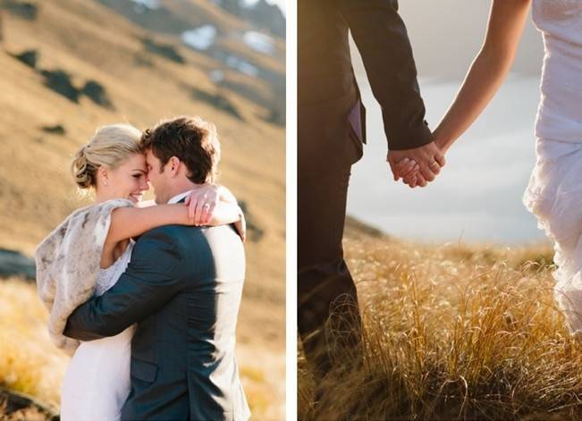 New Zealand Mountain Wedding at Jacks Point {Alpine Image Co.} 26