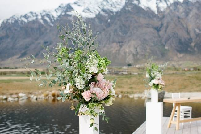 New Zealand Mountain Wedding at Jacks Point {Alpine Image Co.} 7