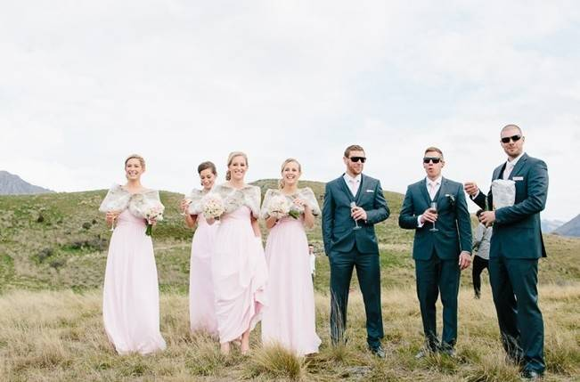 New Zealand Mountain Wedding at Jacks Point {Alpine Image Co.} 8