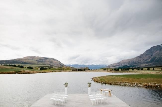New Zealand Mountain Wedding at Jacks Point {Alpine Image Co.} 9