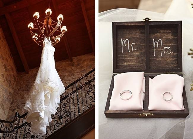 Vintage-Inspired Wedding at Bella Collina {Heather Rice Photography} 2
