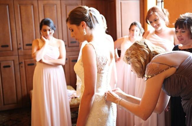 Vintage-Inspired Wedding at Bella Collina {Heather Rice Photography} 3