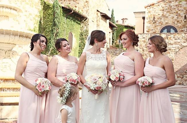 Vintage-Inspired Wedding at Bella Collina {Heather Rice Photography} 4