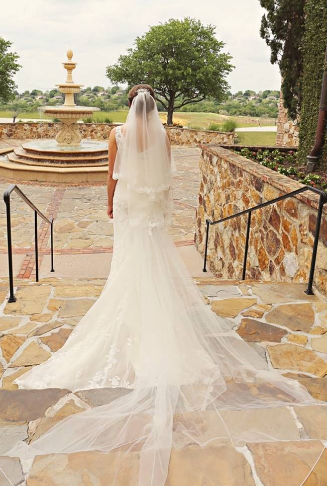 Vintage-Inspired Wedding at Bella Collina {Heather Rice Photography} 6