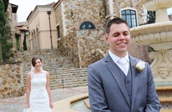 Vintage-Inspired Wedding at Bella Collina {Heather Rice Photography} 7