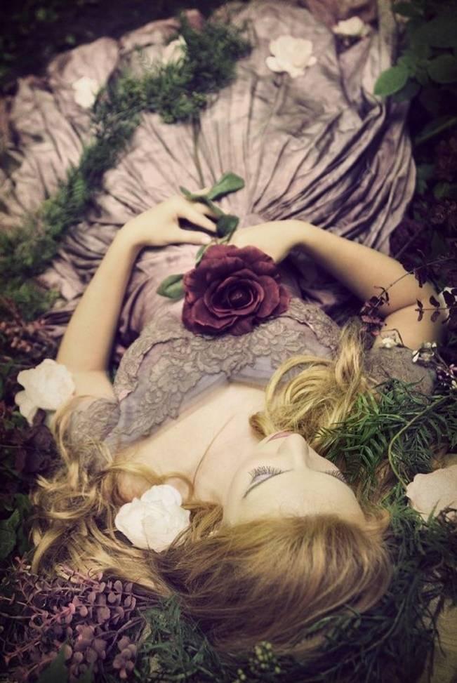 Woodland Faerie Bridal Inspiration