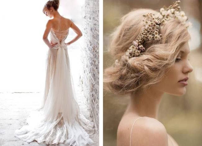 Woodland Faerie Bridal Inspiration 10